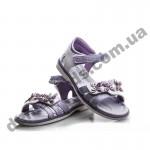 Детские ортопедические босоножки Bessky фиолетовые