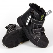 Детские ботинки Clibee h216 black черные ( 27-32 )