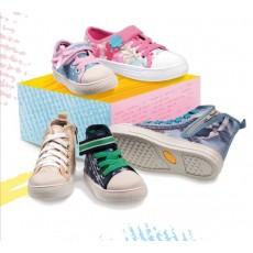 Обувь на все сезоны и детские спортивные уголки