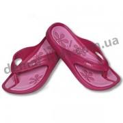 Детские сланцы ( шлепки, вьетнамки ) Wink малиново-розовые