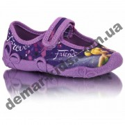 Детские тапочки MB EWA 2m2/3 фиолет