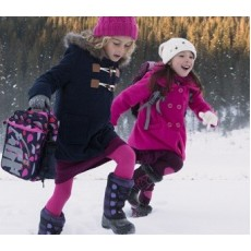 Зимняя обувь и детские спортивные уголки