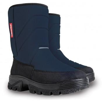 Детские зимние сапоги DEMAR HANNU b синие