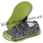 Детские кеды Super gear А 9393 / 9395 (зеленые)