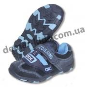 Детские кроссовки ZDL ( ZDILONG ) сине-голубые