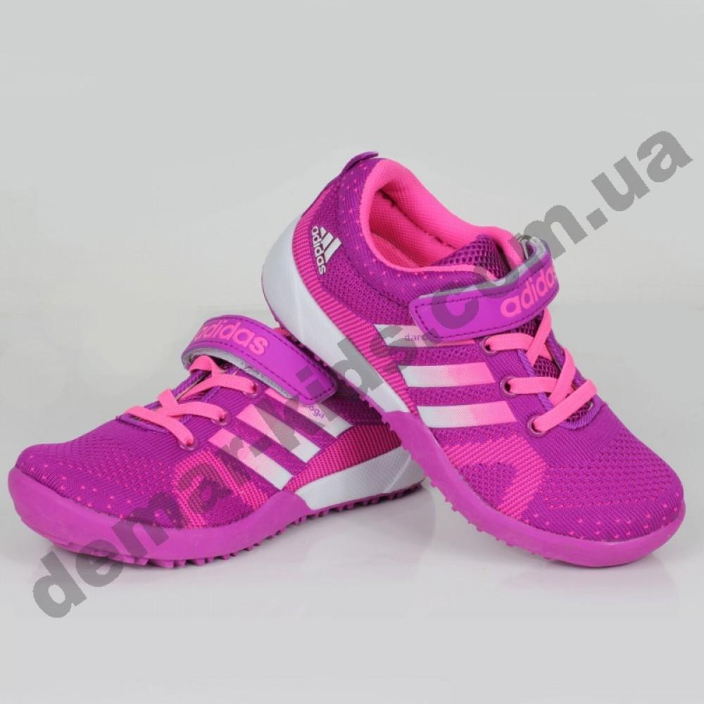 fb738e800 Купить детские кроссовки Adidas малиновые