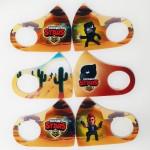 Детские многоразовые маски