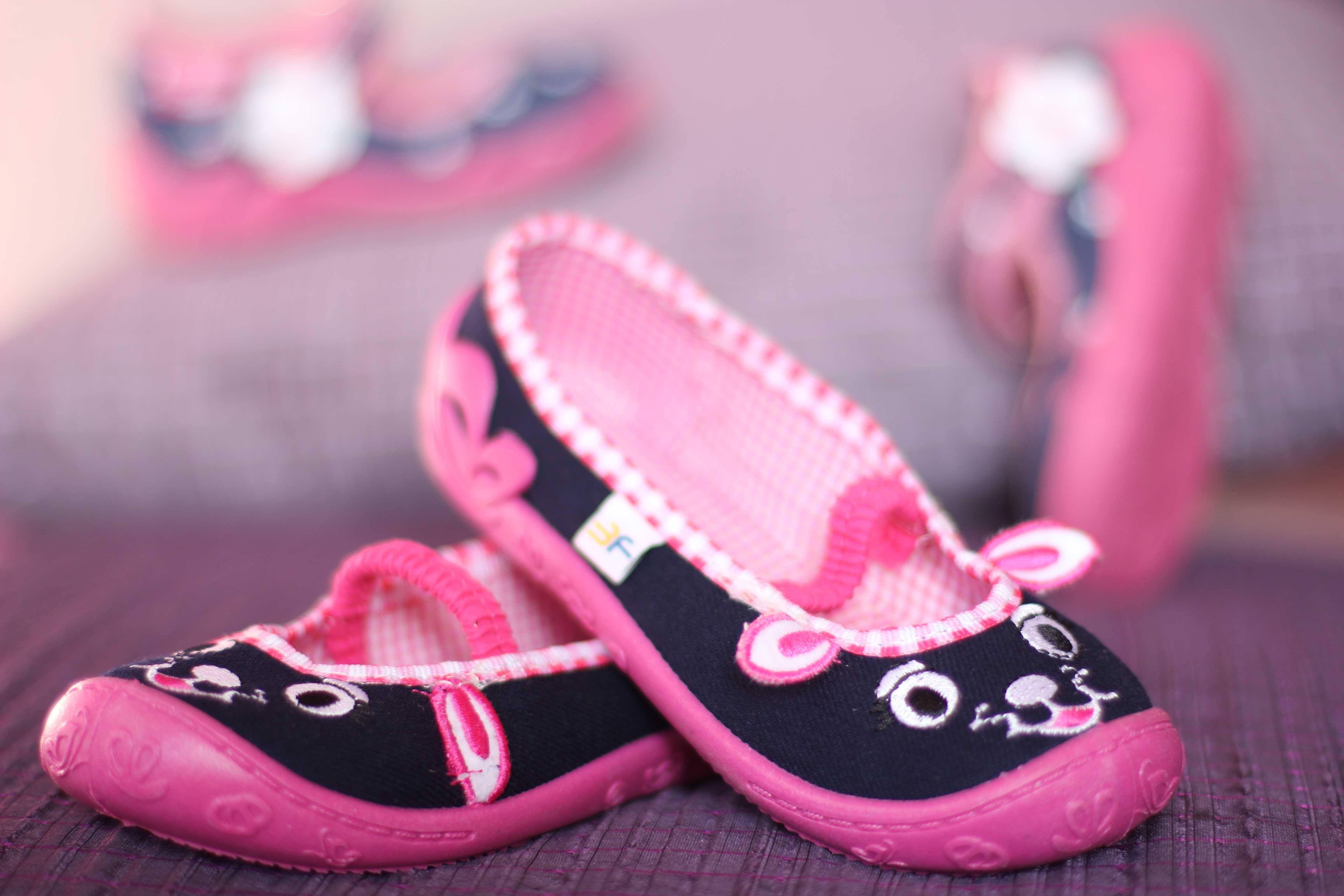 купить польские детские тапочки
