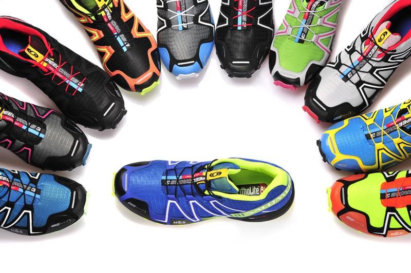 Детские кроссовки Salomon