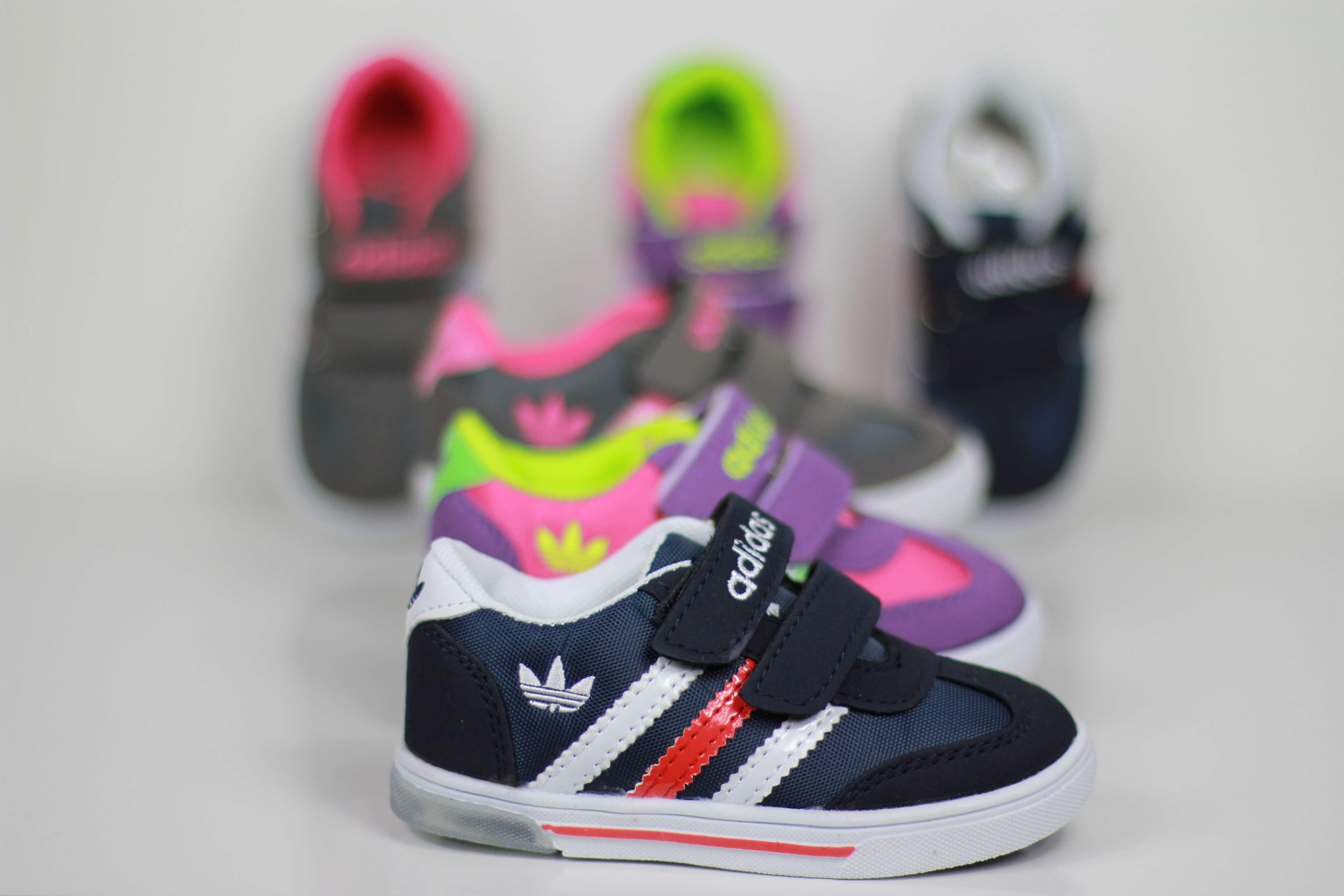 Детские кроссовки с LED
